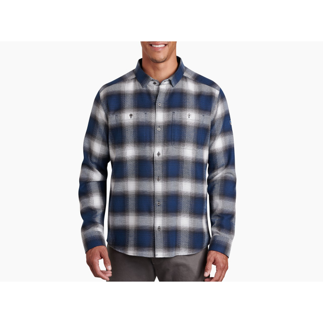 Kuhl - Men's Law Flannel LS in Sioux Falls SD