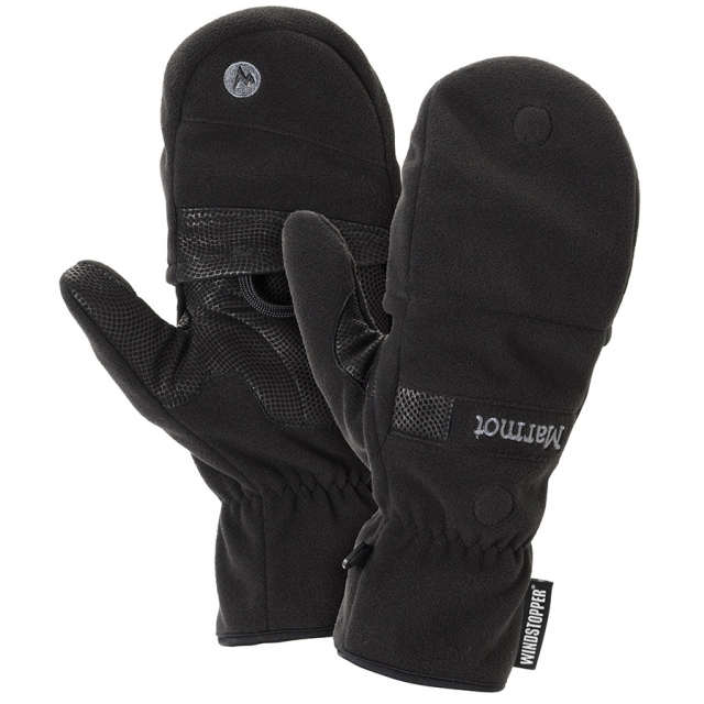 Marmot - Men's Windstopper Convertible Glove