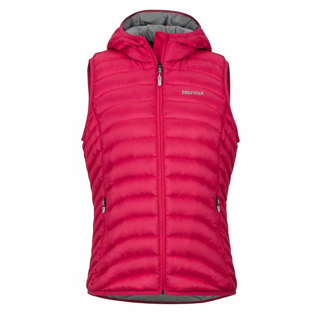 Marmot Womens Bronco Hooded Vest