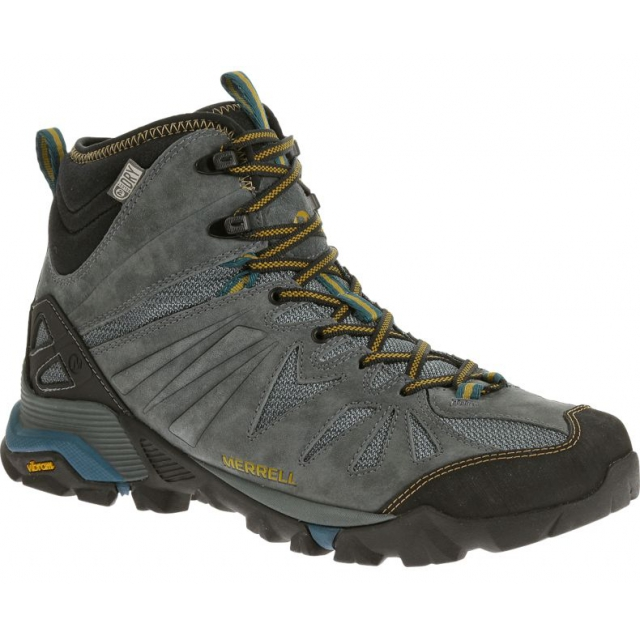 Merrell - Men's Capra Mid Waterproof