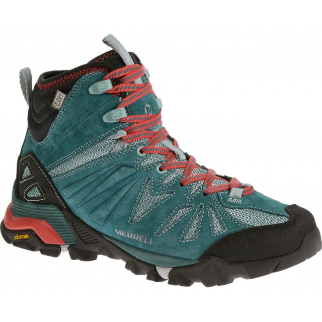 Merrell - Women's Capra Mid Waterproof