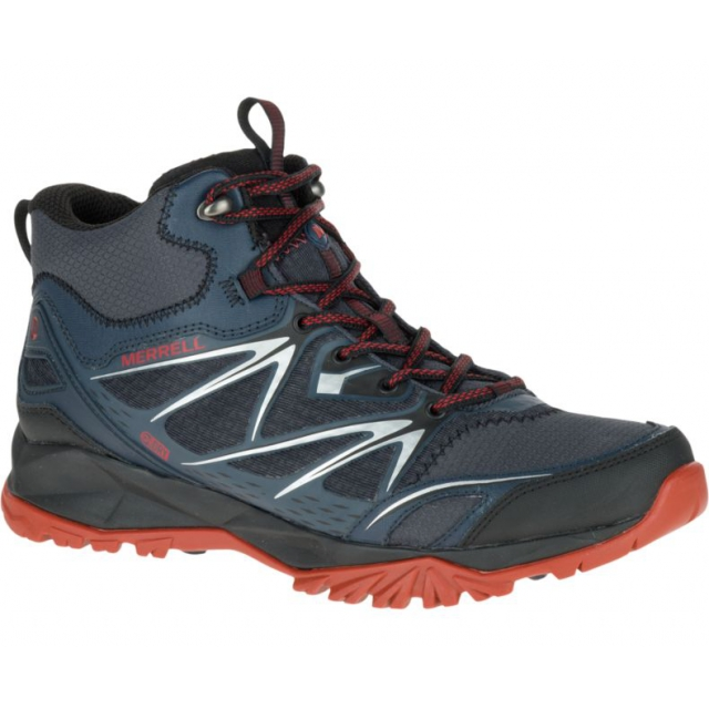 Merrell - Men's Capra Bolt Mid Waterproof