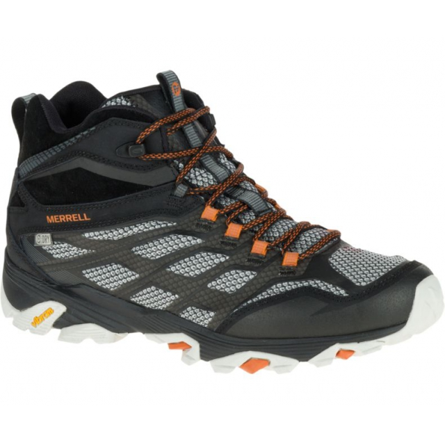 Merrell - Men's Moab FST Mid Waterproof