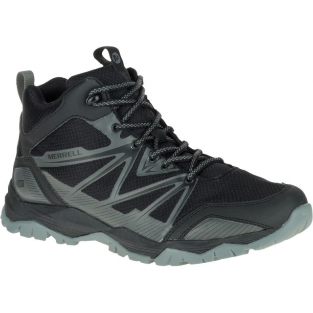 Merrell - Men's Capra Rise Mid Waterproof