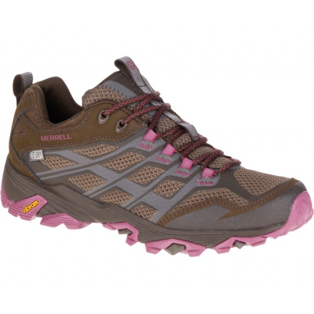 Merrell - Women's Moab FST Waterproof