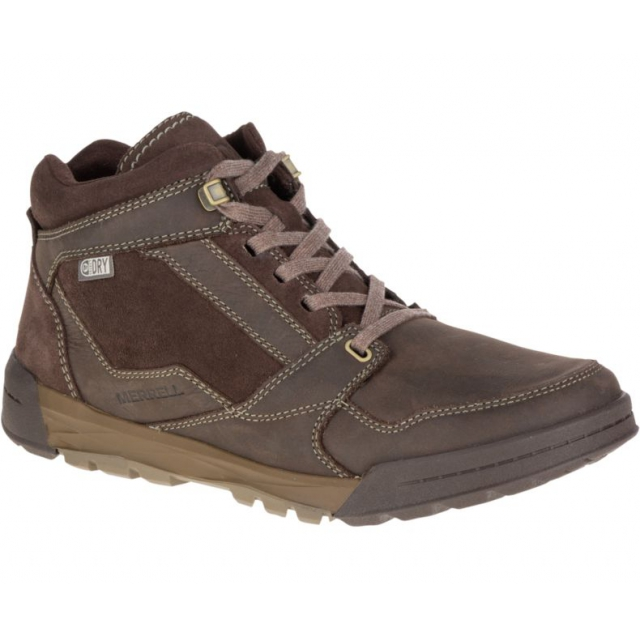 Merrell - Men's Berner Mid Waterproof