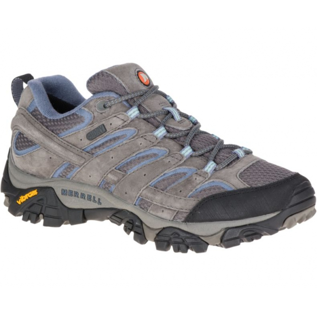 Merrell Moab 2 Vent Low hikers offer ventilation, out-of-the-box comfort, durable leather, supportive footbeds and Vibram traction. Wear them and you'll know why Moab stands for Mother-Of-All-Boots. Available at REI, % Satisfaction Guaranteed.