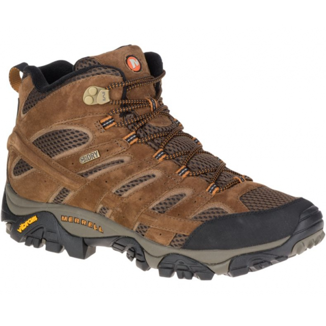 Merrell - Men's Moab 2 Mid Wp in Concord Ca