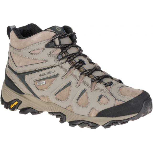 purchase authentic fair price wide selection Merrell / Men's Moab FST Leather Mid Waterproof Wide