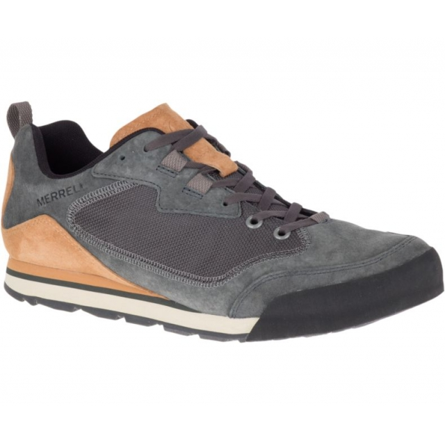 Merrell - Men's Burnt Rock Travel Suede in Chelan WA