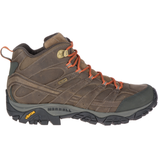Merrell - Men's Moab 2 Prime Mid Waterproof in Chelan WA