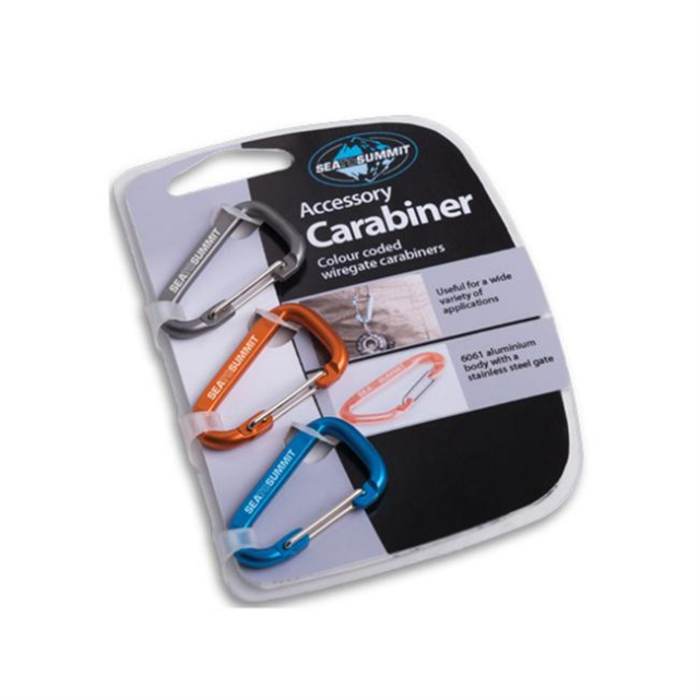 Sea to Summit - Carabiner 3 Pack