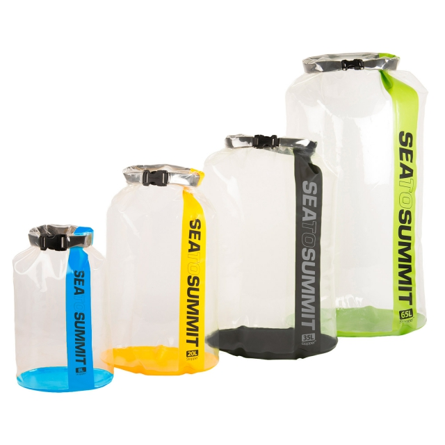 Sea to Summit - Clear Stopper Dry Bag