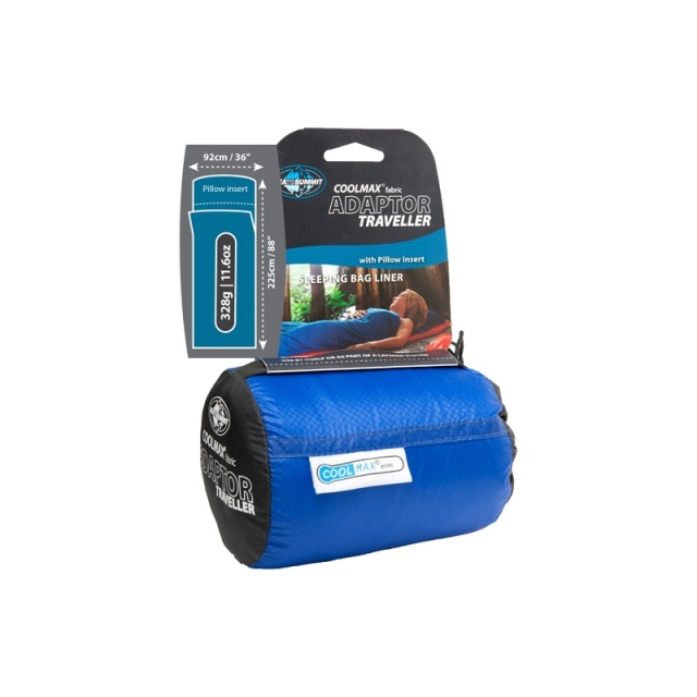 Sea to Summit - Adaptor Coolmax Liner - Insect Shield