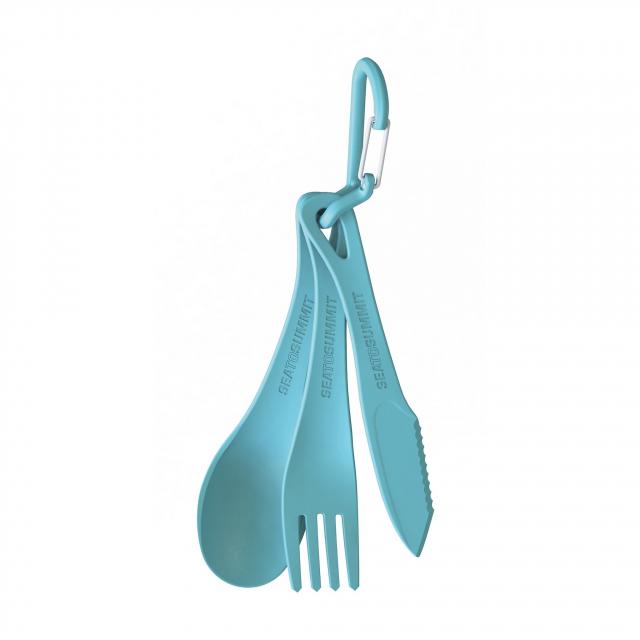 Delta Cutlery Set – Pacific Blue