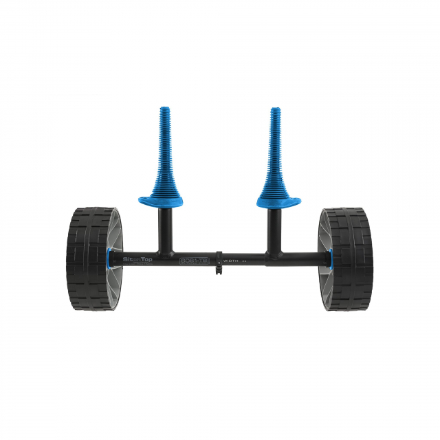 Solution Cart – SUP / Lg Canoe – Solid Wheels