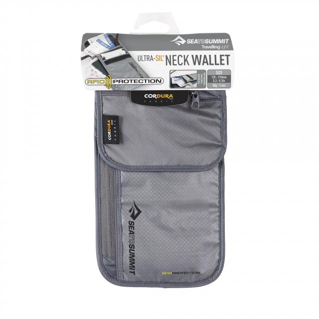 Travelling Light Neck Wallet RFID