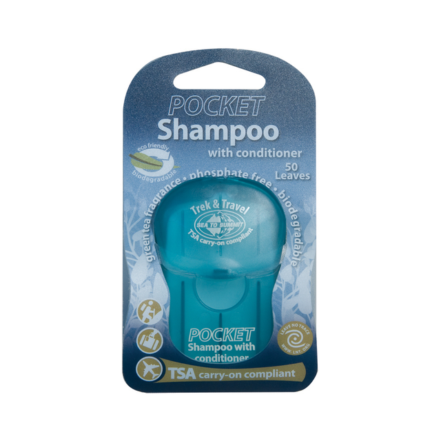 Sea to Summit - Trek & Travel Pocket Conditioning Shampoo