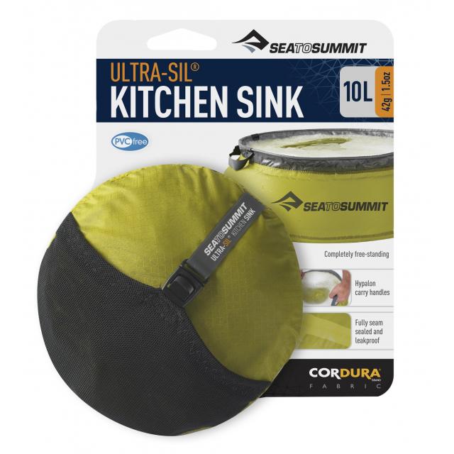 Sea to Summit - Ultra Sil Kitchen Sink 10L in Orange City FL