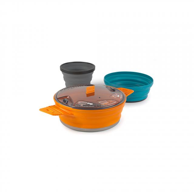 X-SET 21 3 Piece – X Pot – 1.4L & X Bowl & X Mug