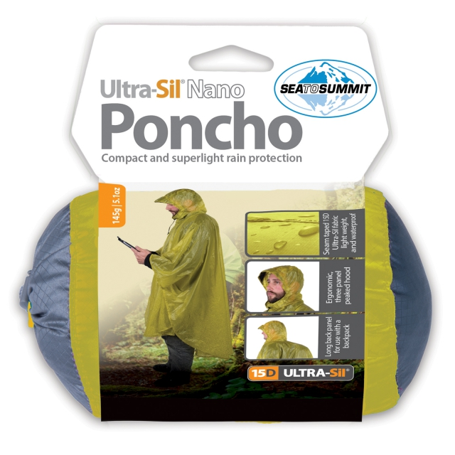 Sea to Summit - Ultra-Sil Nano Poncho