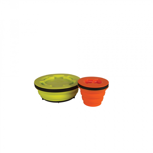 X-Seal and Go Set – S – S & L – Lime Green