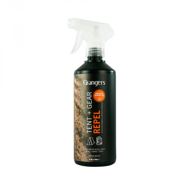 Tent & Gear Repel (Spray) UV-500ml