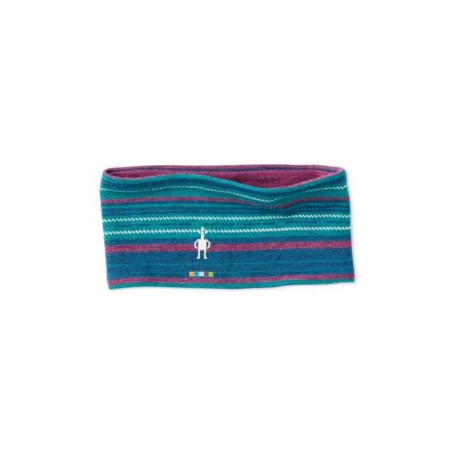 Merino 250 Pattern Reversible Headband