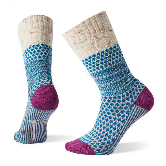 Smartwool - Women's Everyday Popcorn Cable Crew Socks in Alamosa CO