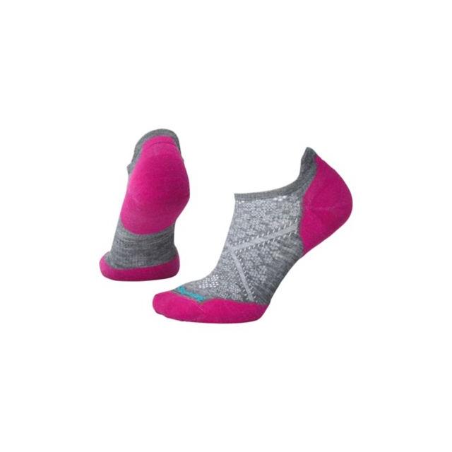 Smartwool - Women's Run Targeted Cushion Low Ankle Socks in Blacksburg VA