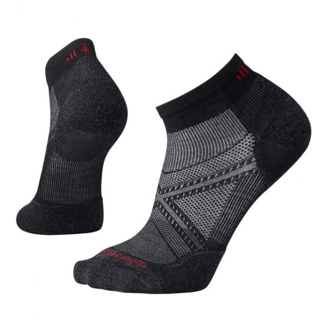 Smartwool - Run Targeted Cushion Low Cut Socks in Alamosa CO