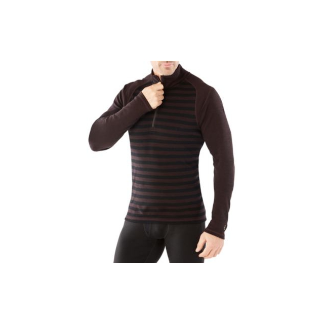Smartwool - Men's Merino 250 Baselayer Pattern 1/4 Zip