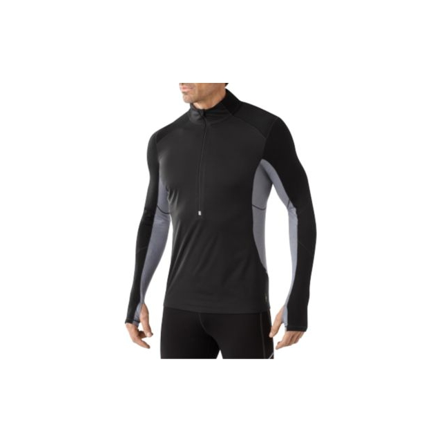 Smartwool - Men's PhD Wind Zip T