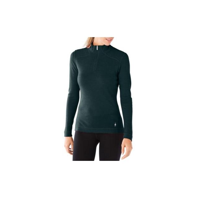 Smartwool - Women's Merino 250 Baselayer 1/4 Zip in Victoria Bc