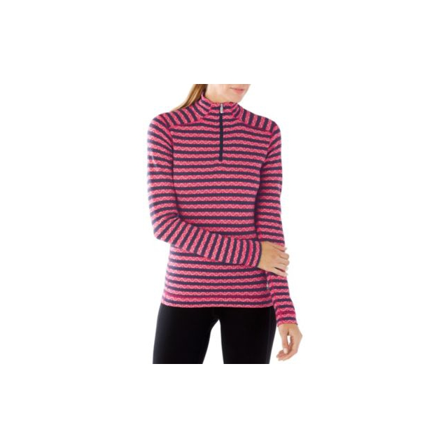 Smartwool - Women's Merino 250 Baselayer Pattern 1/4 Zip