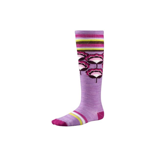 Smartwool - Girls' Peony Pop Knee High Socks
