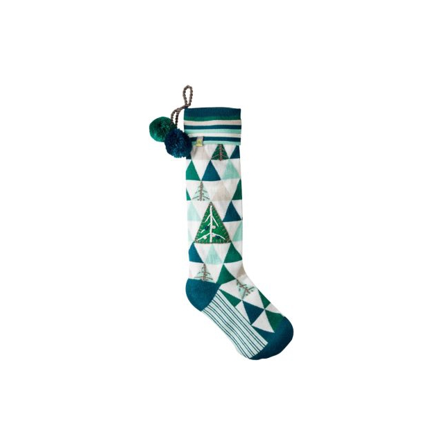 Smartwool - Charley Harper Gay Forest Gift Wrap Stocking