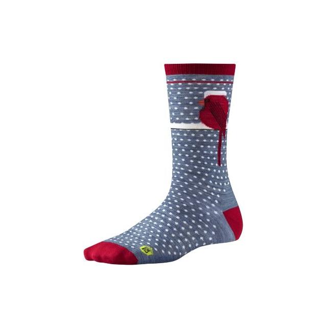 Smartwool - Women's Charley Harper Cool Cardinal Crew Socks