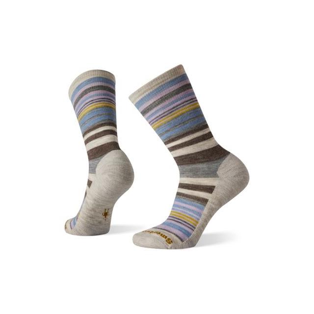 Smartwool - Women's Everyday Jovian Stripe Crew Socks in Marion IA