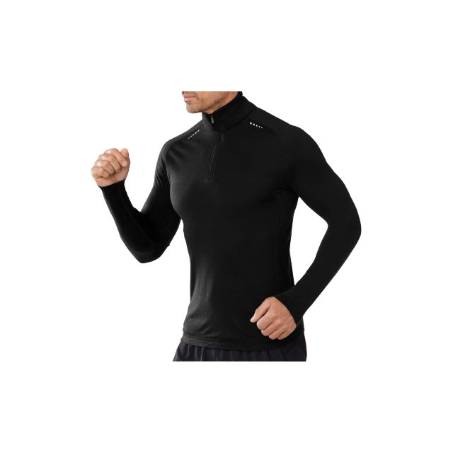 Smartwool - Men's PhD Ultra Light Zip T