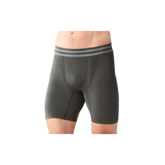 "Smartwool - Men's PhD Seamless 6"" Boxer Brief"
