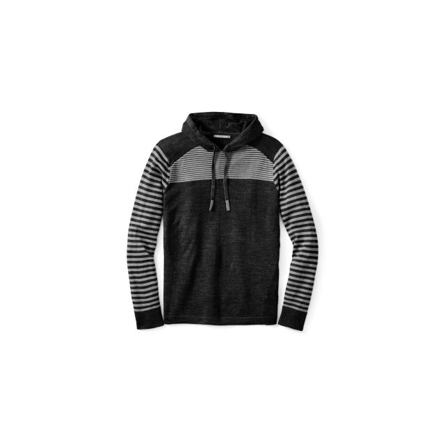 Smartwool - Men's Kiva Ridge Striped Hoody