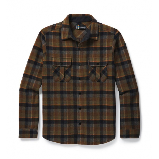 Smartwool - Men's Anchor Line Shirt Jacket in Sioux Falls SD
