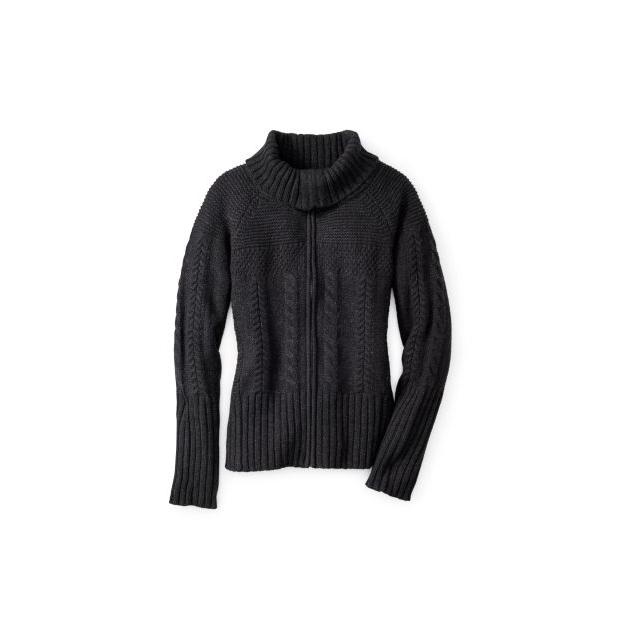 Smartwool - Women's Crestone Full Zip Sweater