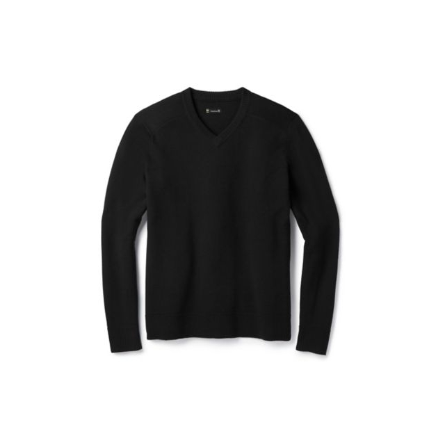 Smartwool - Men's Sparwood V-Neck Sweater in Iowa City IA
