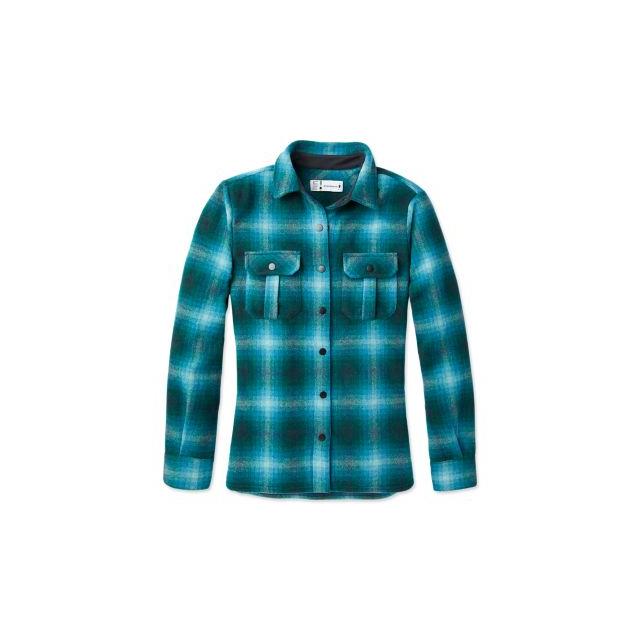 884a879fe68d Smartwool / Women's Anchor Line Shirt Jacket