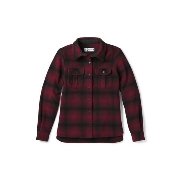 f8381a870b6 Smartwool   Women s Anchor Line Shirt Jacket