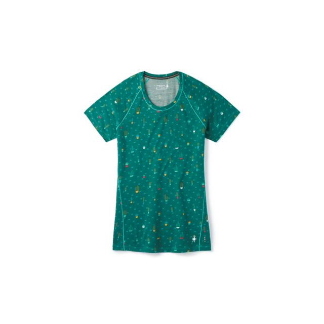 Smartwool - Women's Merino 150 Baselayer Print Short Sleeve in Chelan WA