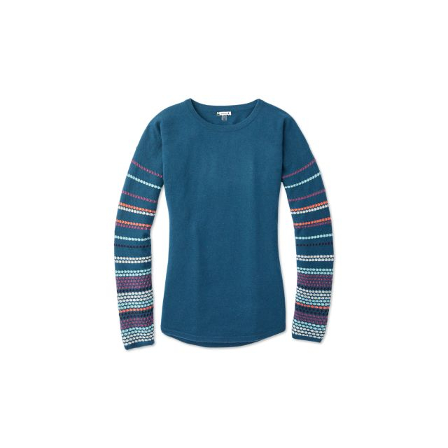 Smartwool - Women's Shadow Pine Crew Sweater in Sioux Falls SD