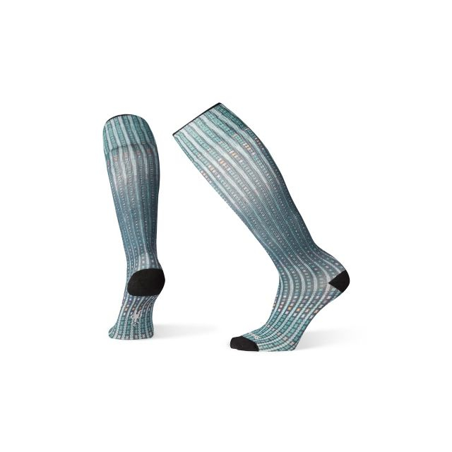 Smartwool - Women's Compression Virtual Voyager Print OTC in Sioux Falls SD